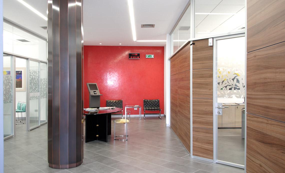 Banche Credito Cooperativo amatori architettura d'interni