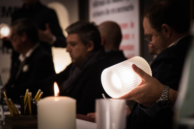 Dalle Candele ad Adele: candela cordless in technogel